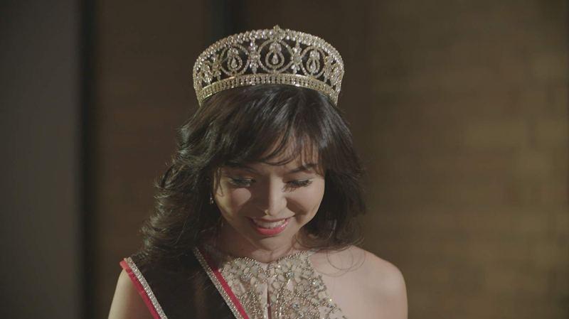 badass beauty queen