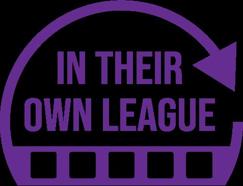 In Their Own League