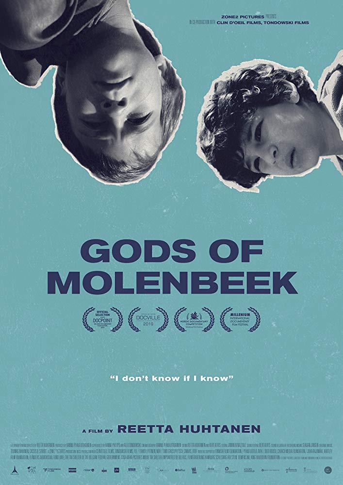 God of Molenbeek poster