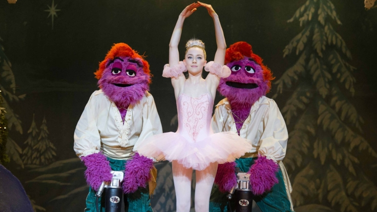 Saoirse Ronan Muppets Most Wanted