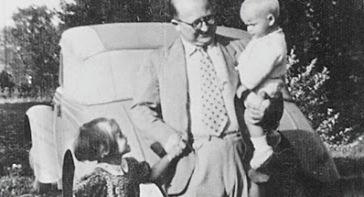 Carl Clauberg and his children
