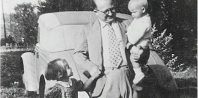 Carl Clauberg and his children