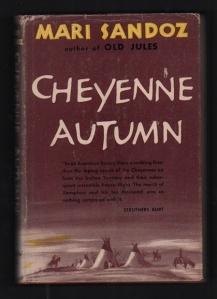 cheyenne autum book