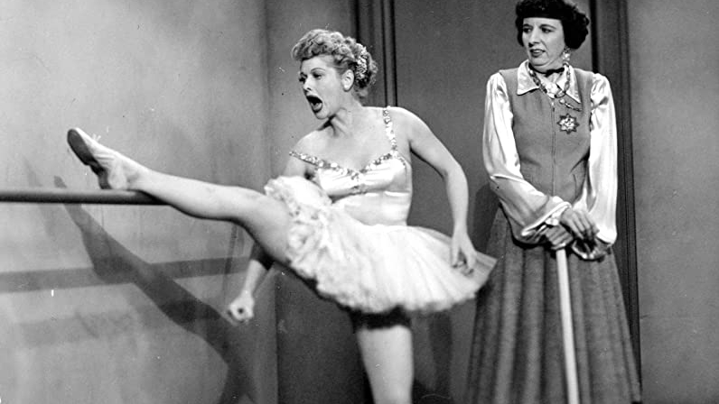 i love lucy ballet