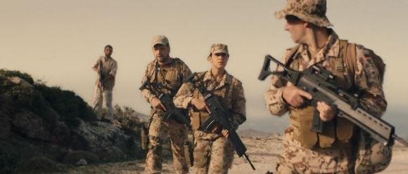 sisters apart soliders