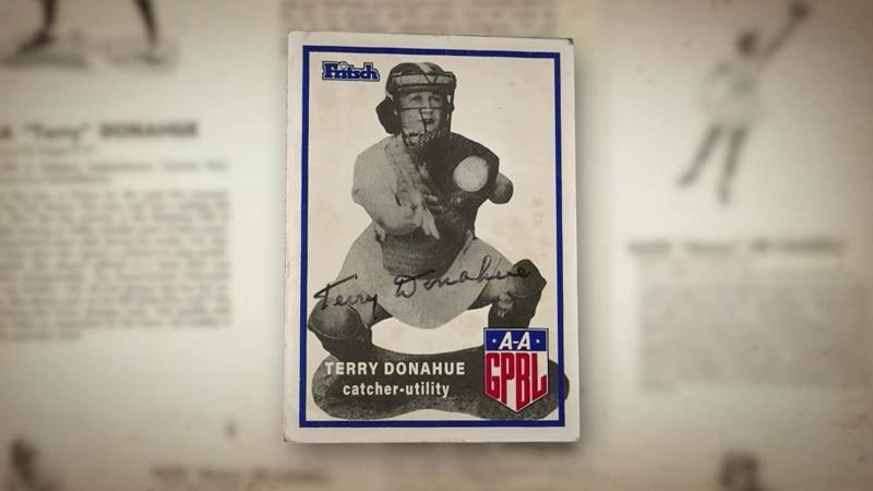 terry baseball card