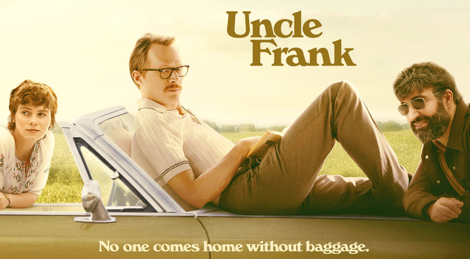 Uncle Frank movie poster